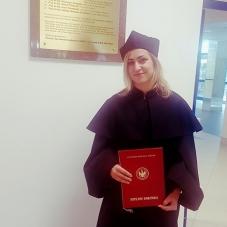 Praca Doktorska, drn. med. Katarzyna Kosikowska-Skowron