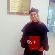 Praca Doktorska, dr n. med. Katarzyna Kosikowska-Skowron